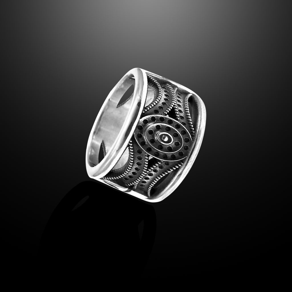 Star Wars Symbols Ring For Men