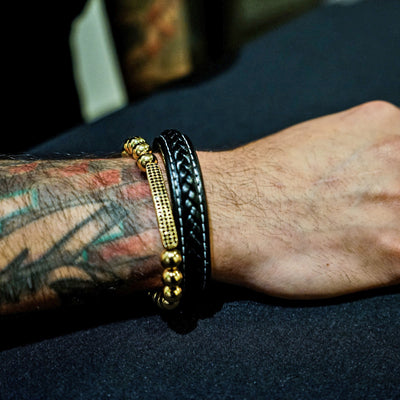 Vegas Bracelets Stack for Men