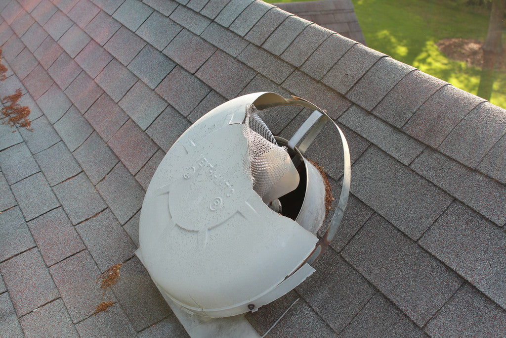 Attic Vent Repair - Keep Animals Out of Your Attic