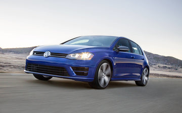 Golf R - Suspension