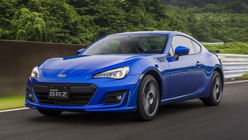 BRZ - Suspension