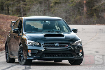 15+ STI - Suspension