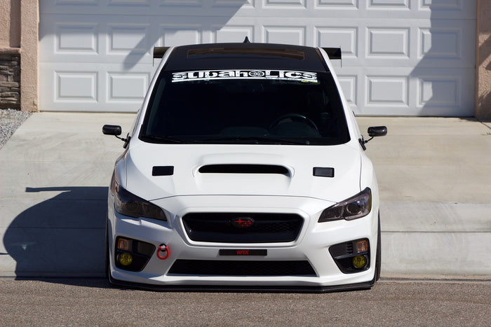 Verus Engineering 15+ WRX - Hood Louver Kit