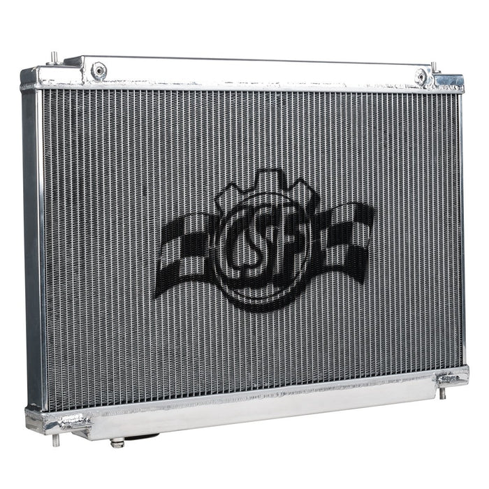 CSF Porsche Cayman/Boxster/Carrera (991/981) Auxiliary Center Radiator