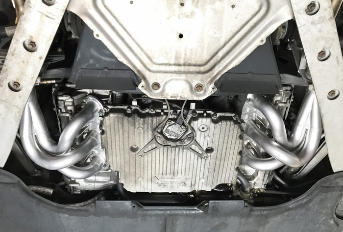 Porsche 987.2 Cayman / Boxster Competition Headers