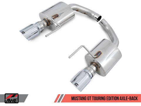 15-17 Ford S550 Mustang GT AWE Tuning Exhaust