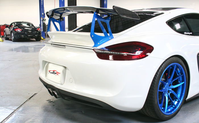 Porsche 981 Cayman / Boxster Competition Package