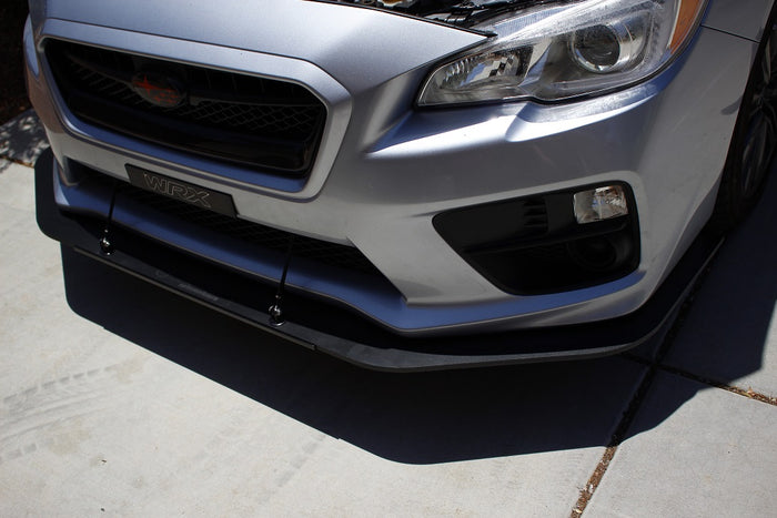Verus Engineering 15+ WRX and STI - Front Splitter