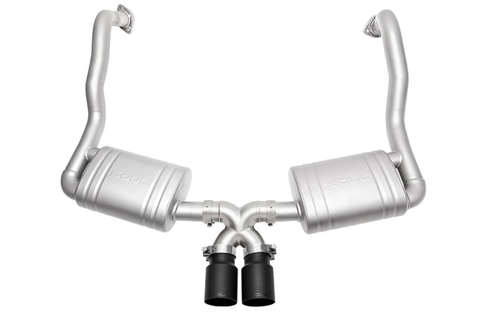 Porsche 981 Cayman / Boxster Performance Exhaust System