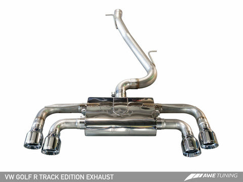 15-17 Golf R AWE Tuning Exhaust