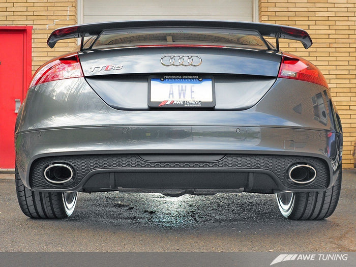 12-13 Audi TT RS AWE Tuning SwitchPath Exhaust
