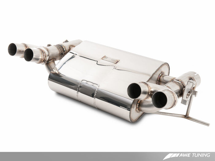 F8X M3 AWE Tuning SWITCHPATH™ Exhaust
