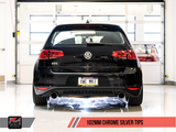 AWE Touring Edition Exhaust for VW MK7 GTI