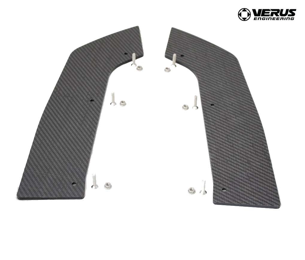 Verus Engineering WRX and STI - Composite Rear Spat Kit