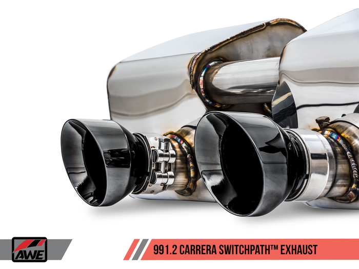 Porsche 991.2 Carrera / S / GTS PSE AWE Tuning SwitchPath Exhaust