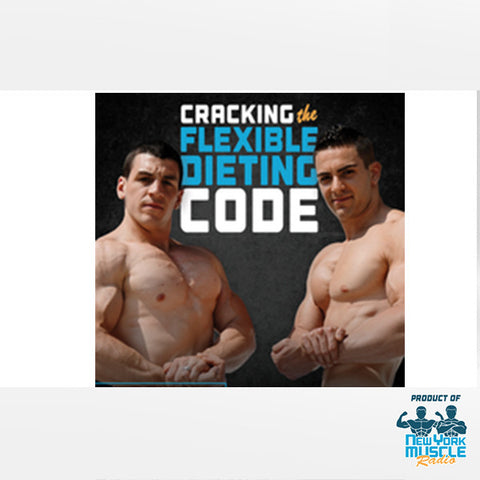 Cracking The Flexible Dieting Code E-Book & Audio Book