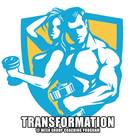 NYMR Transformation! 12 Week Group Coaching Program