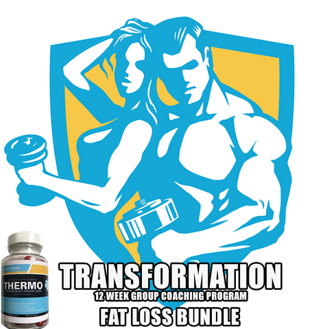 NYMR Transformation! 12 Week Group Coaching Program + FAT LOSS BONUS