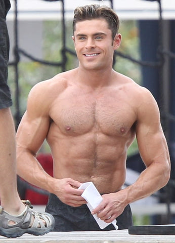 The Blueprint to Zac Efron's Body