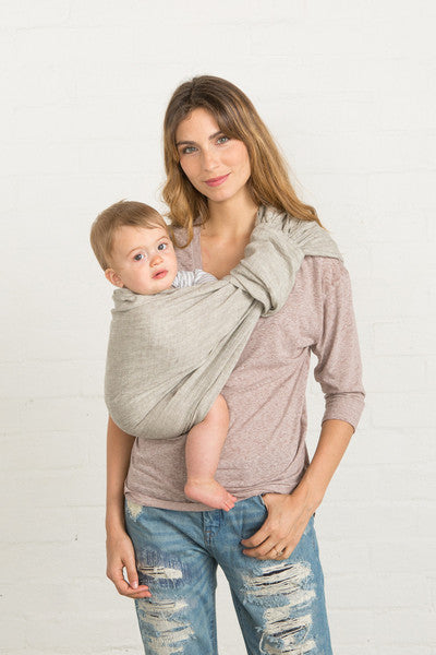 Sakura Bloom Ring Sling Maple The Little Movement Shop