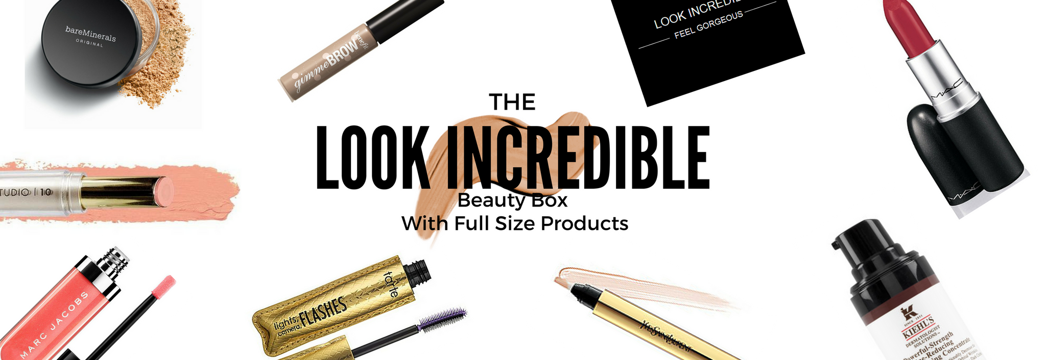 Lookincredible Deluxe Beauty Box