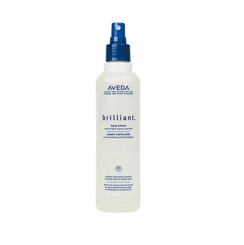 Aveda Brilliant Medium Hold  Hair Spray 250ml - Look Incredible