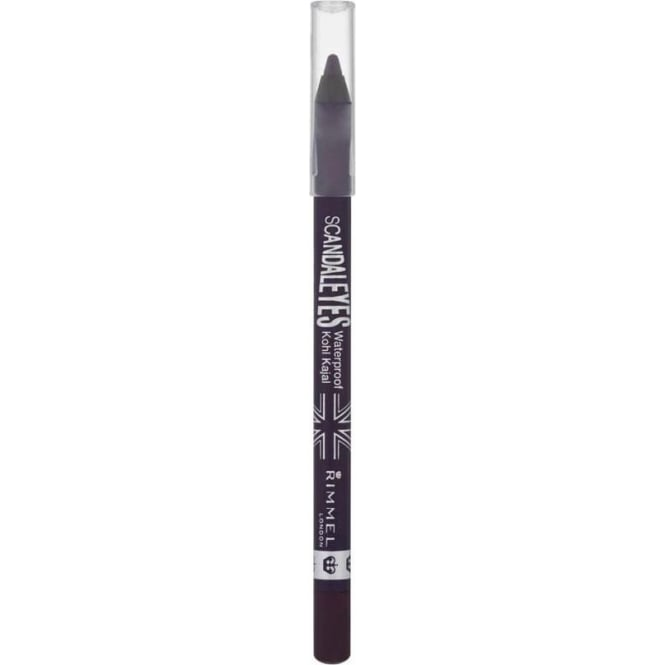 Rimmel London Scandaleyes Waterproof Kohl Kajal Eye Liner