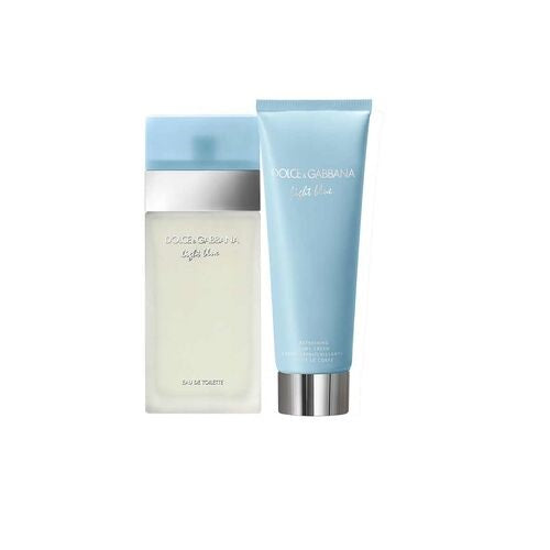 Dolce & Gabbana Light Blue Gift Set EDT 25ml + Body Cream 50ml