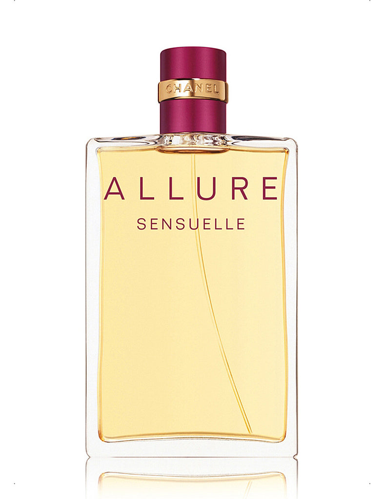 Chanel Allure Sensuelle Eau De Toilette Spray 100ml