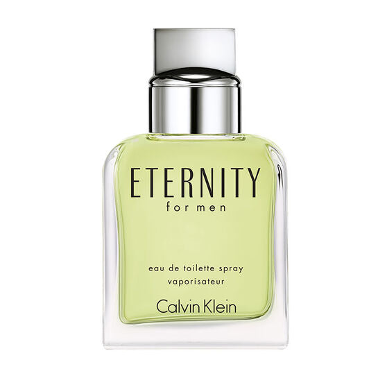 Calvin Klein Eternity Eau De Toilette Spray 100ml