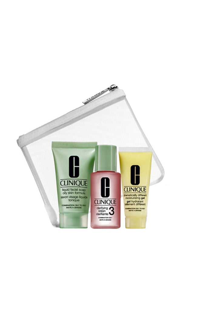 Clinique Healthy Skin 3 Step Skincare 3 Introduction Kit
