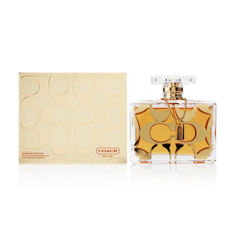 Coach Signature Rose D'Or Eau De Parfum 100ml - Look Incredible