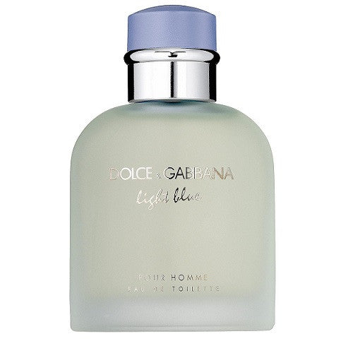 Dolce & Gabbana Light Blue Pour Homme Eau de Toilette 125ml - Look Incredible