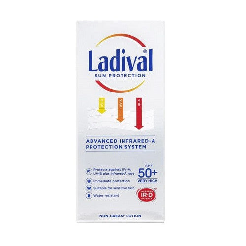 Ladival Sun Protection Lotion SPF50+ 200ml - Look Incredible