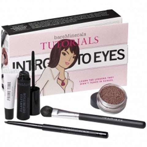 Bareminerals Tutorials Intro To Eyes 5 Pieces - Look Incredible