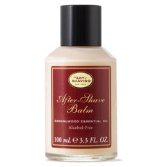 The Art Of Shaving After Shave Balm Sandalwood Essential Oil 100ml - Look Incredible