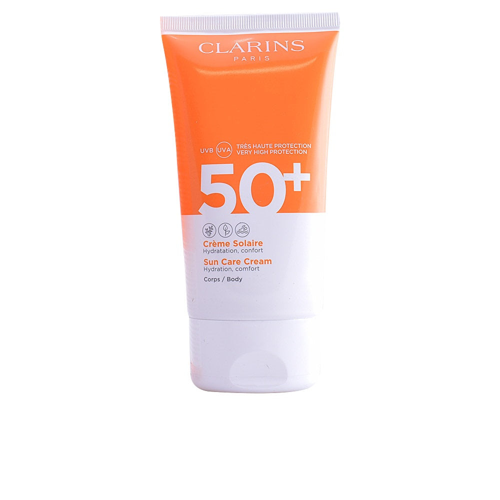 Clarins Sun Care Cream for Body SPF 50+ 150ml