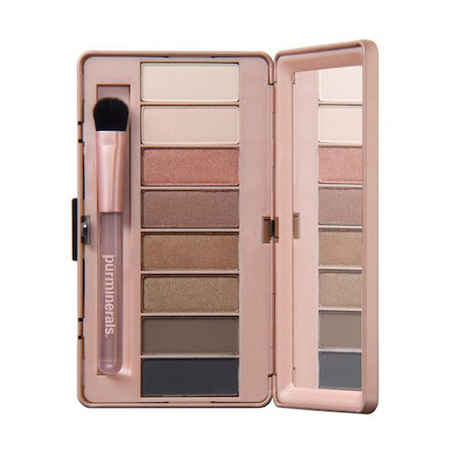 PUR Minerals Secret Crush Eyeshadow Palette - Look Incredible