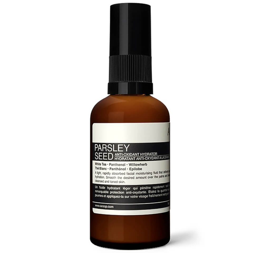 Aesop Parsley Seed Anti-Oxidant Hydrator 60ml