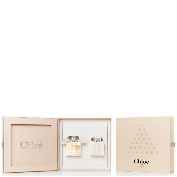 Chloé Gift Set 50ml Eau De Parfum + 100ml Body Lotion For Women