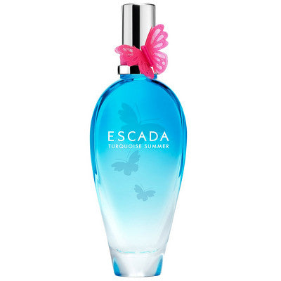 Escada Turquoise Summer Eau De Toilette Spray 100ml - Look Incredible