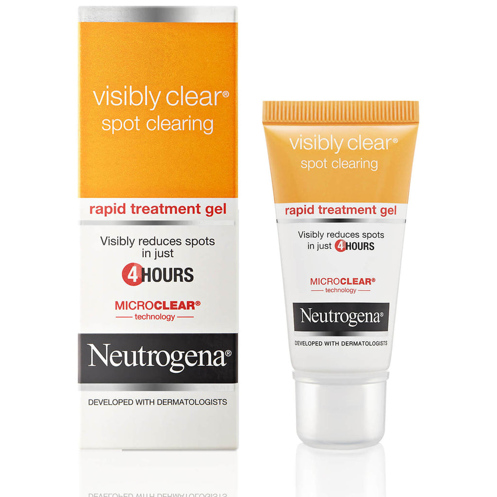 Neutrogena Visibly Clear Rapid Treatment Gel 15ml