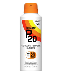 Riemann P20 Once A Day Sun Protection Continuous Spray SPF20 150ml