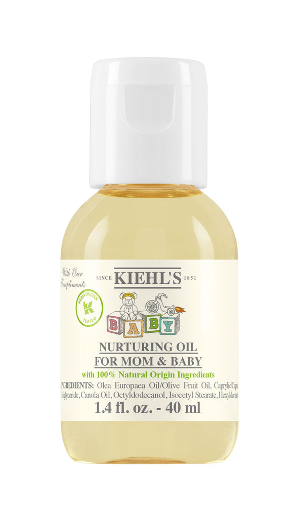 Kiehl's Nurturing Oil For Mom & Baby 40ml