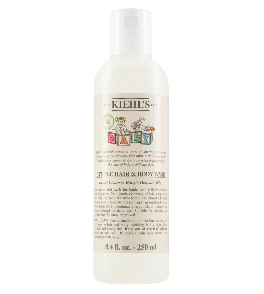 Kiehl's Baby Gentle Hair and Body Wash 250ml - Look Incredible