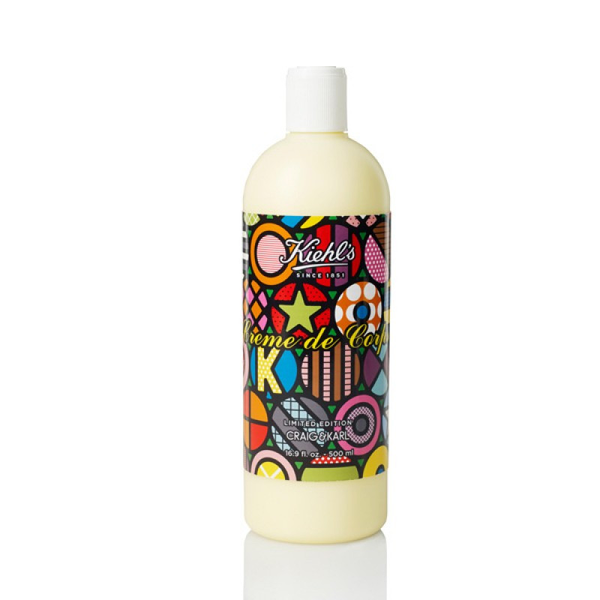 Kiehl's Limited Edition Creme de Corps Body Moisturizer 500ml