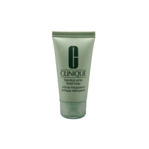 Clinique Foaming Sonic Facial Soap 30ml Travel Size