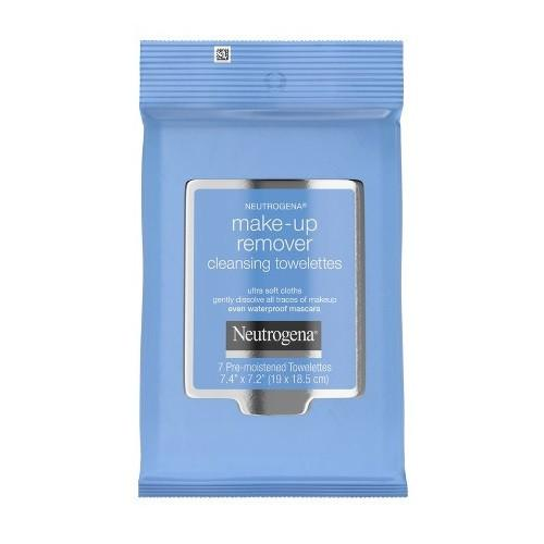 Neutrogena Make Up Remover Cleansing Towlettes