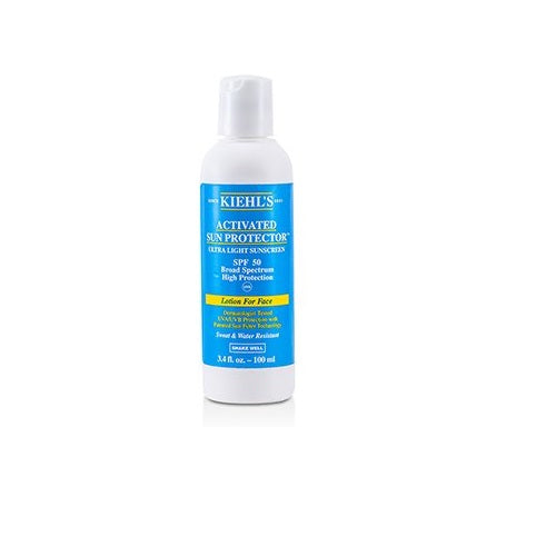 Kiehl's Activated Sun Protector SPF 50 100ml