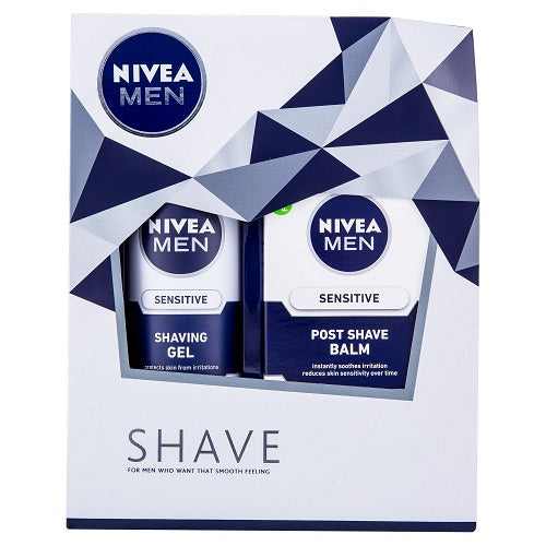 NIVEA Men Shave 2-Piece Gift Set - Look Incredible